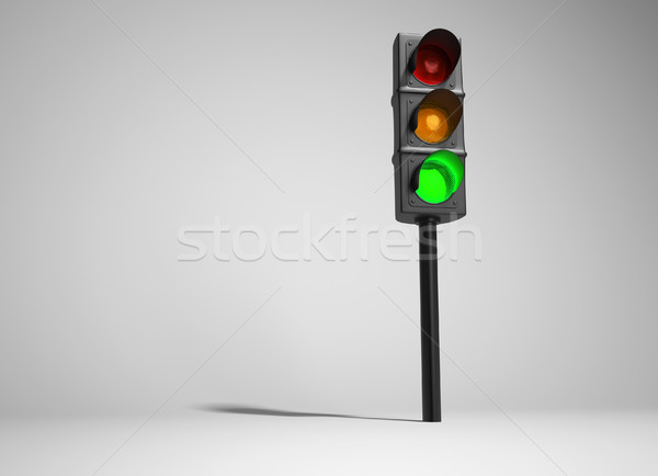 Traffic light  Stock photo © orla