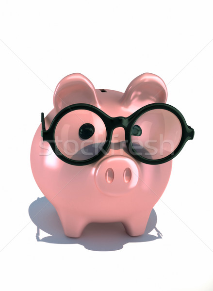 Piggy bank Stock photo © orla