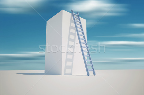 Ladder Stock photo © orla