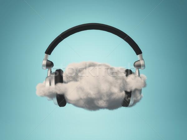 Soft music concept  Stock photo © orla