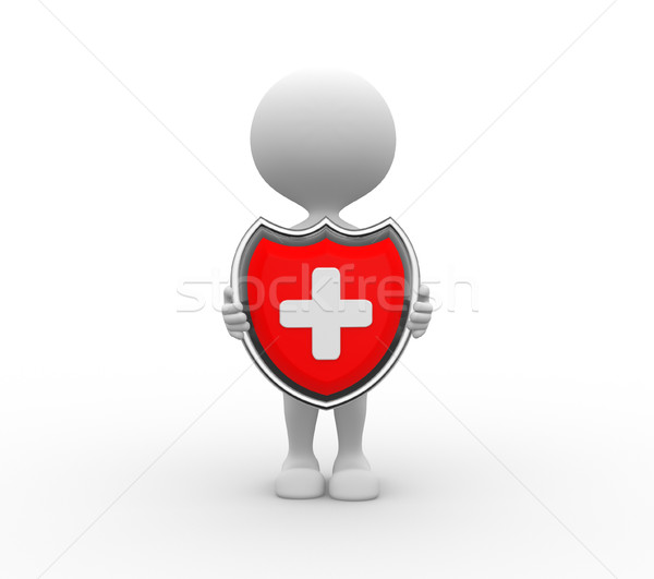 Medical protection  Stock photo © orla