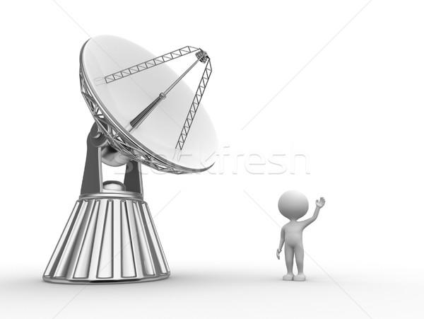 Satellite Stock photo © orla