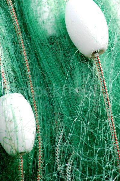 Pescaria marinha equipamento Foto stock © oscarcwilliams