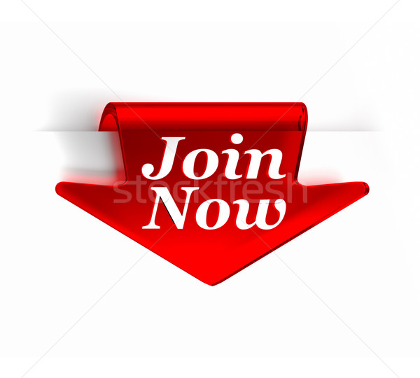 Join Now Stock photo © OutStyle