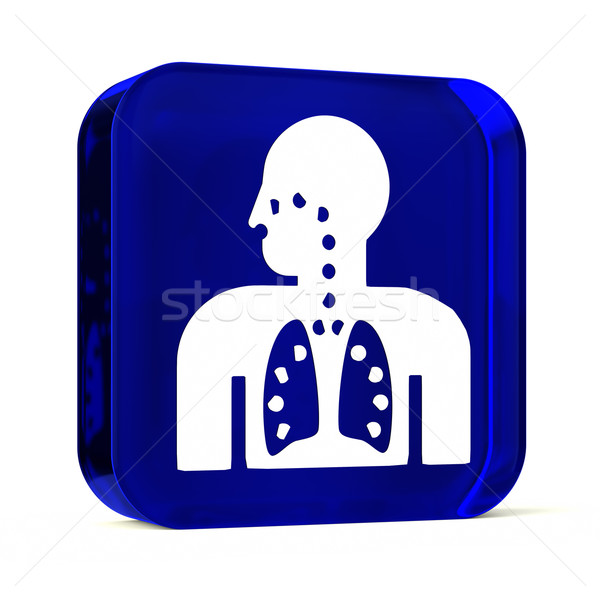 Respiratory Therapy Stock photo © OutStyle
