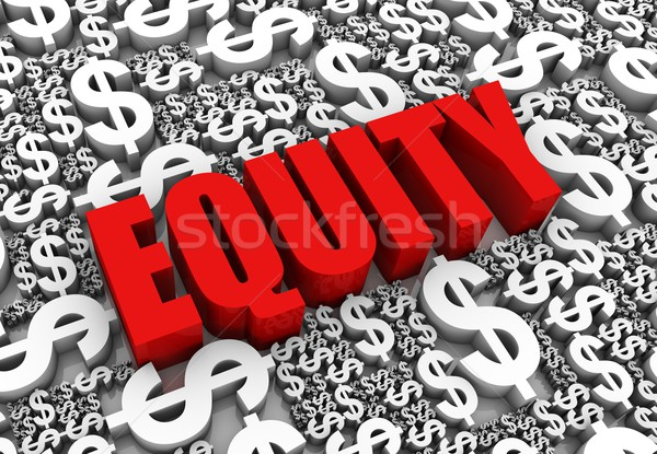Equity Stock photo © OutStyle