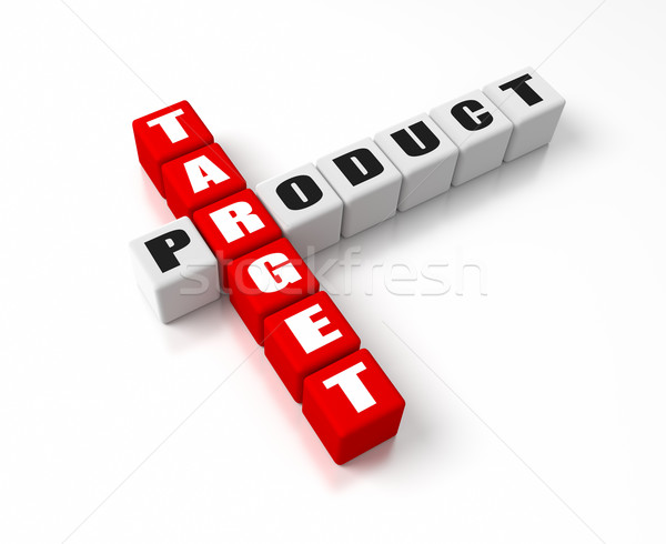 Target Product Stock photo © OutStyle
