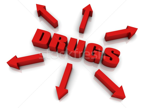 Drugs Stock photo © OutStyle