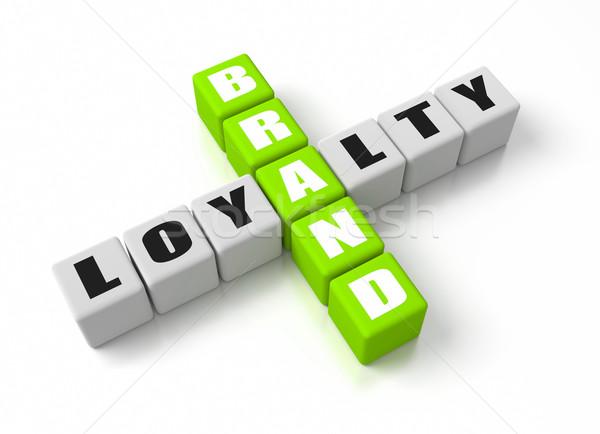 Stock photo: Brand Loyalty
