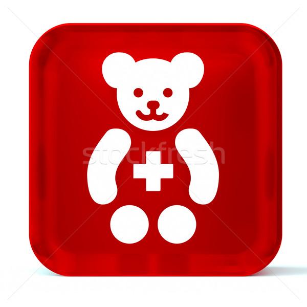 Pediatrics Stock photo © OutStyle