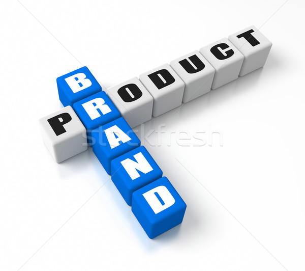 Brand Product Stock photo © OutStyle