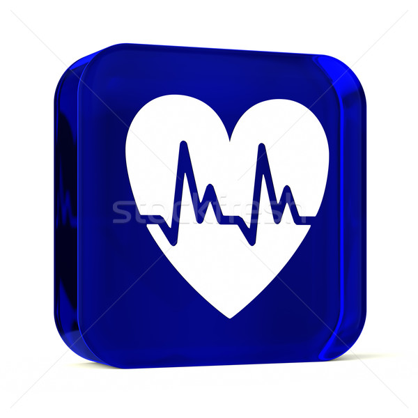 Cardiology Stock photo © OutStyle