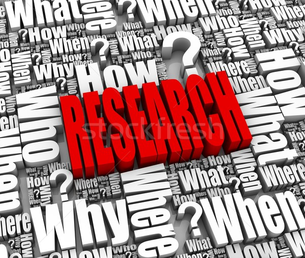 Research Stock photo © OutStyle