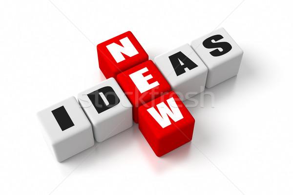 New Ideas Stock photo © OutStyle