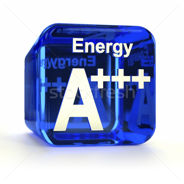 Energy Efficiency Rating A+++ Stock photo © OutStyle