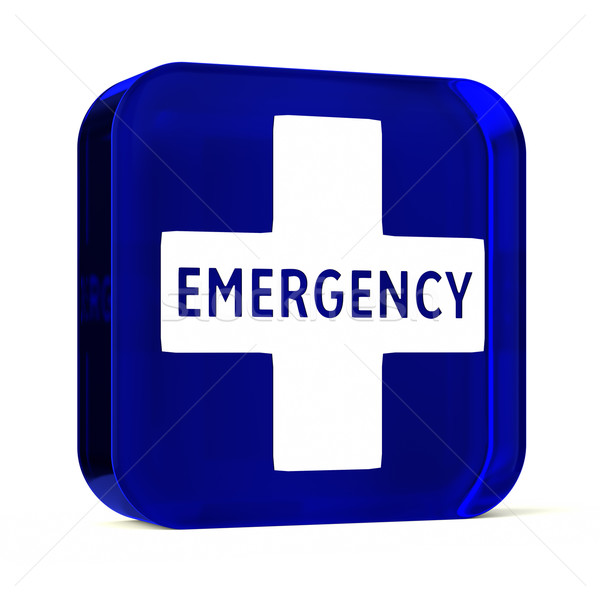 Emergency Medical Services Stock photo © OutStyle