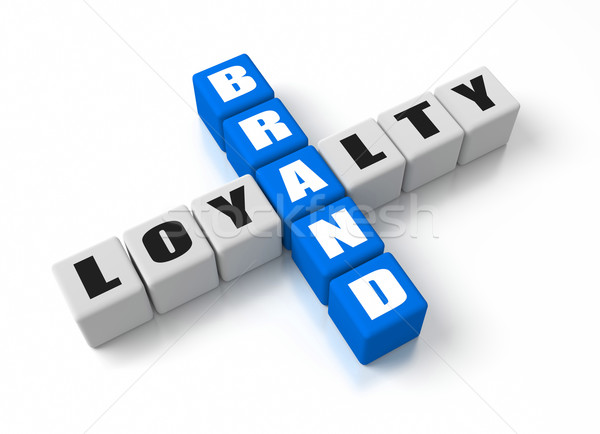 Brand Loyalty Stock photo © OutStyle