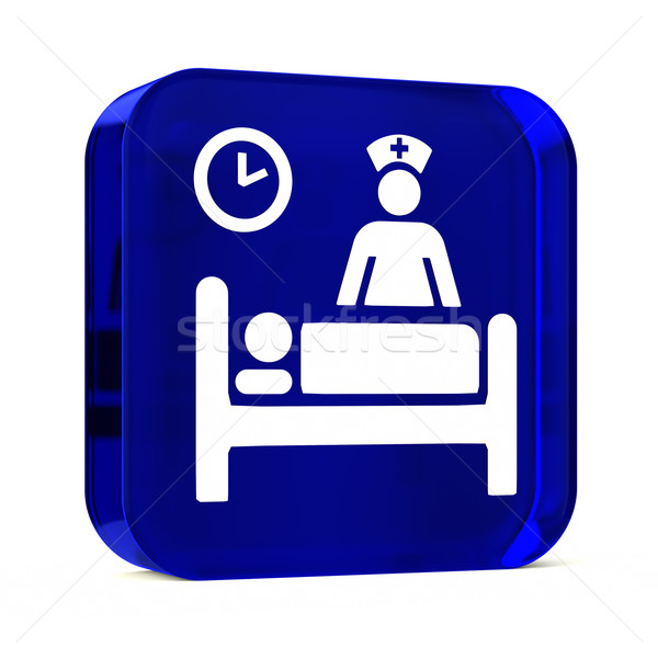 Inpatient Care Stock photo © OutStyle