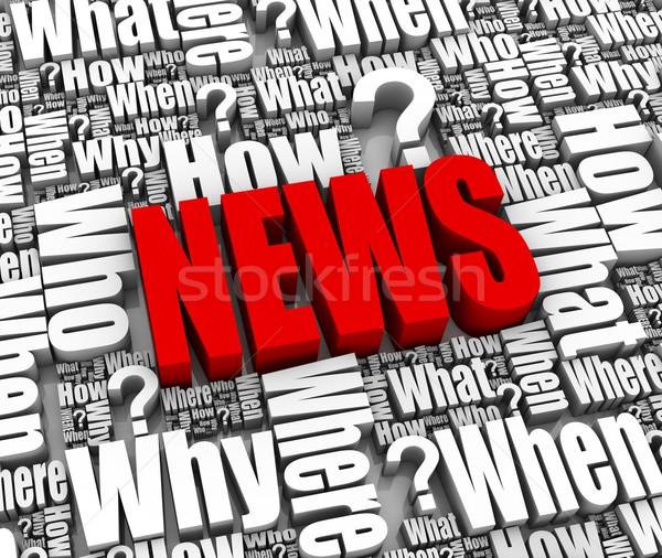 News Stock photo © OutStyle