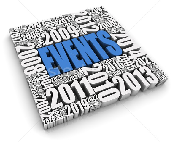 Stock photo: Annual Events