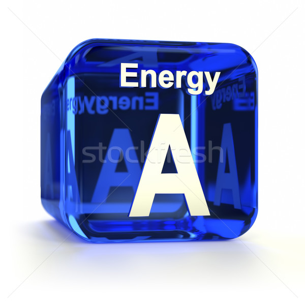 Energy Efficiency Rating A Stock photo © OutStyle