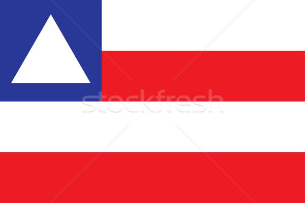 Bayrak vektör ülke yalıtılmış simge Stok fotoğraf © oxygen64
