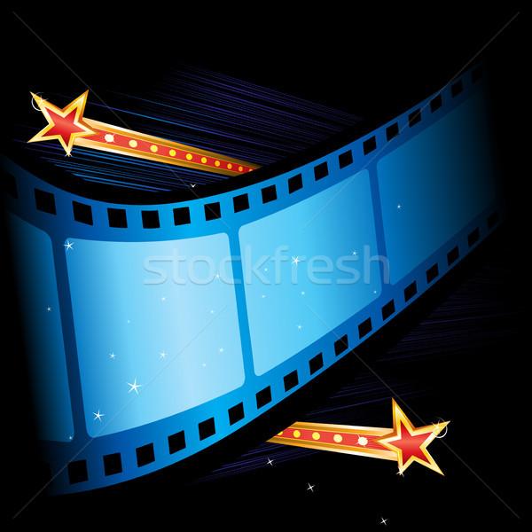 Film grande cinema film Foto d'archivio © oxygen64