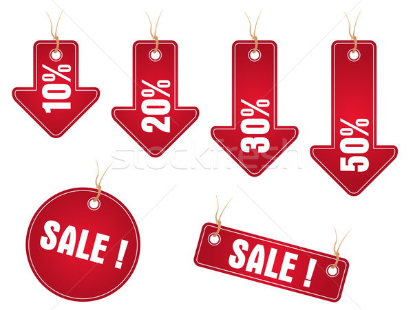 販売 ステッカー セット ラベル 割引 市場 ストックフォト © oxygen64