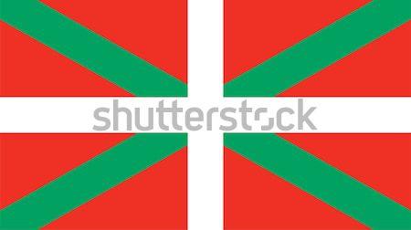 ülke bayrak vektör Stok fotoğraf © oxygen64