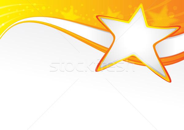 Starry backdrop Stock photo © oxygen64