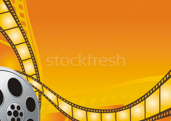 Cinema Stock photo © oxygen64