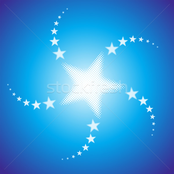 Starburst background  Stock photo © oxygen64