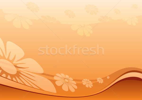 Desert flowers Stock photo © oxygen64