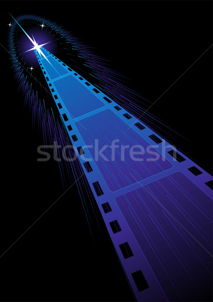 Film strips background  Stock photo © oxygen64