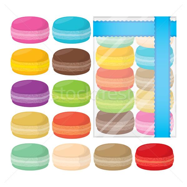 Macarons. Stock photo © padrinan