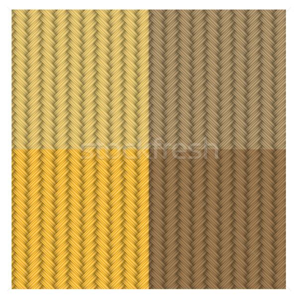 basket textures Stock photo © padrinan