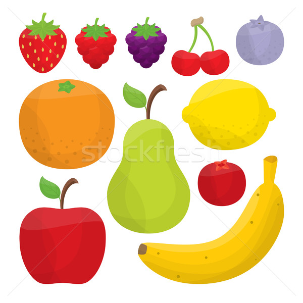 fruits Stock photo © padrinan
