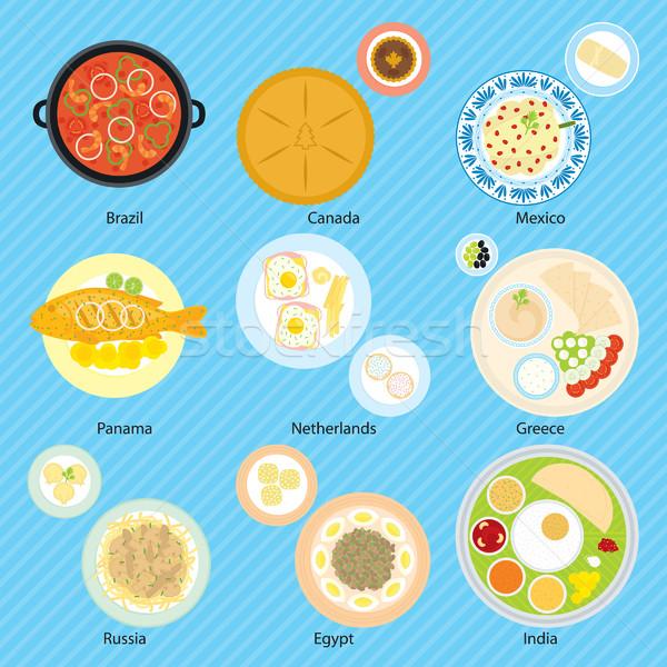 International food 002 Stock photo © padrinan