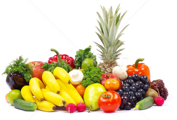fruits and vegetables Stock photo © Pakhnyushchyy