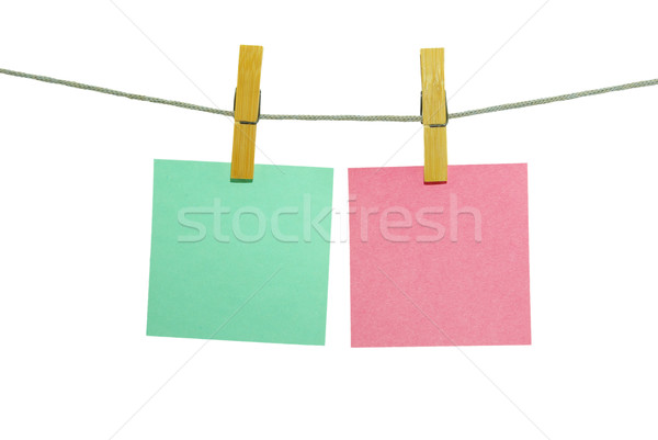 paper blanks Stock photo © Pakhnyushchyy
