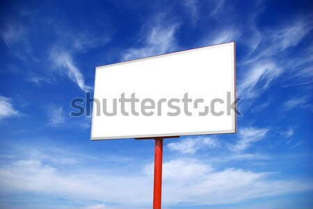 billboard Stock photo © Pakhnyushchyy