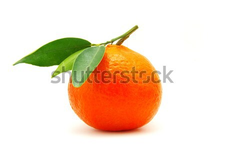 tangerine Stock photo © Pakhnyushchyy