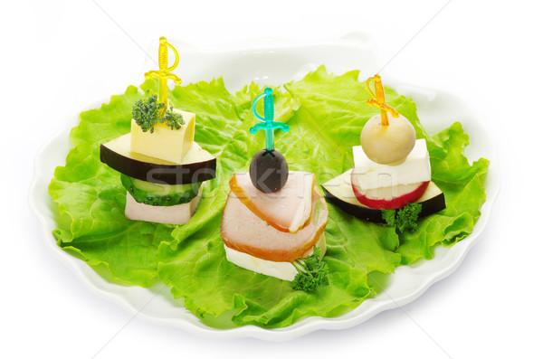 salad  Stock photo © Pakhnyushchyy