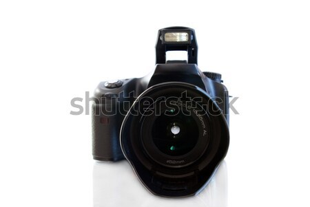 Stock photo: camera