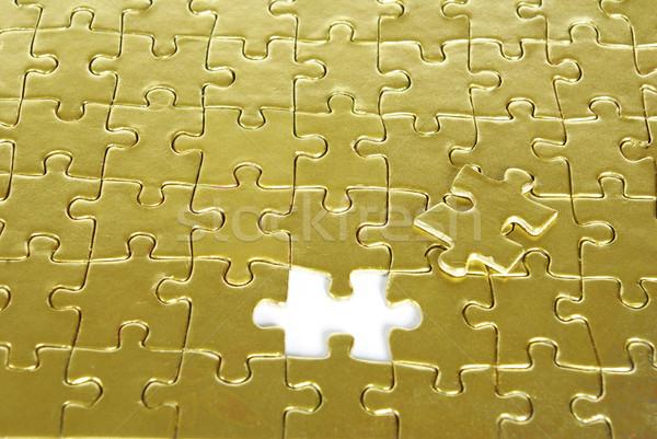 puzzles background Stock photo © Pakhnyushchyy