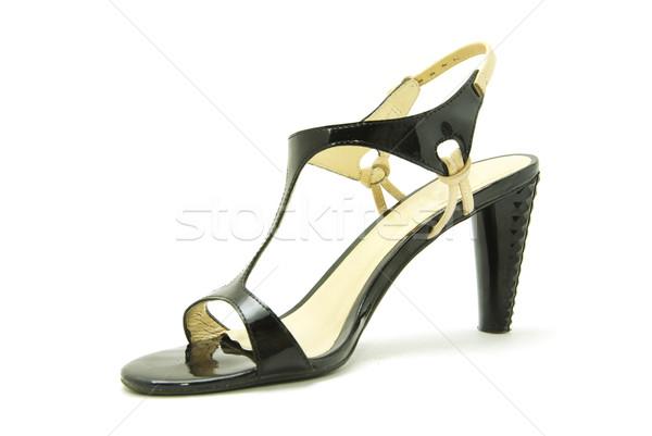 female footwear Stock photo © Pakhnyushchyy