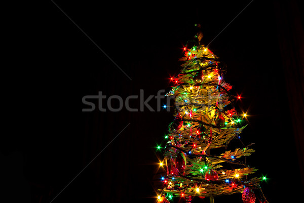 New-year tree  Stock photo © Pakhnyushchyy