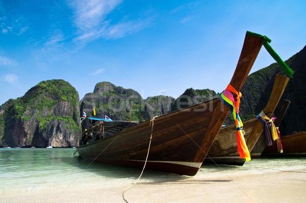 thailand Stock photo © Pakhnyushchyy