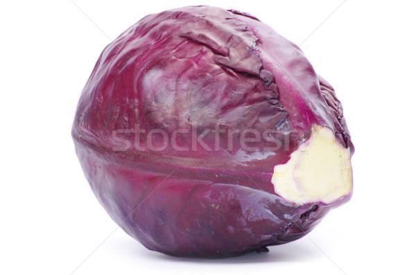 purple cabbage Stock photo © Pakhnyushchyy
