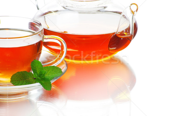 tea  Stock photo © Pakhnyushchyy